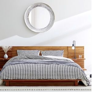 Other - Sofia Woven Fabric Bedding